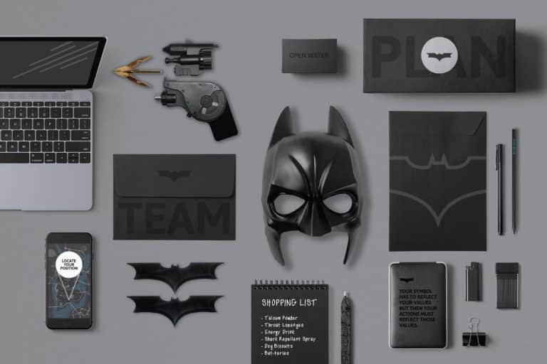 batman as a brand