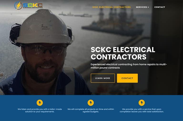 ⚡ Shockingingly Fast Websites for Electricians 1