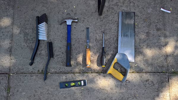 DIY tools required