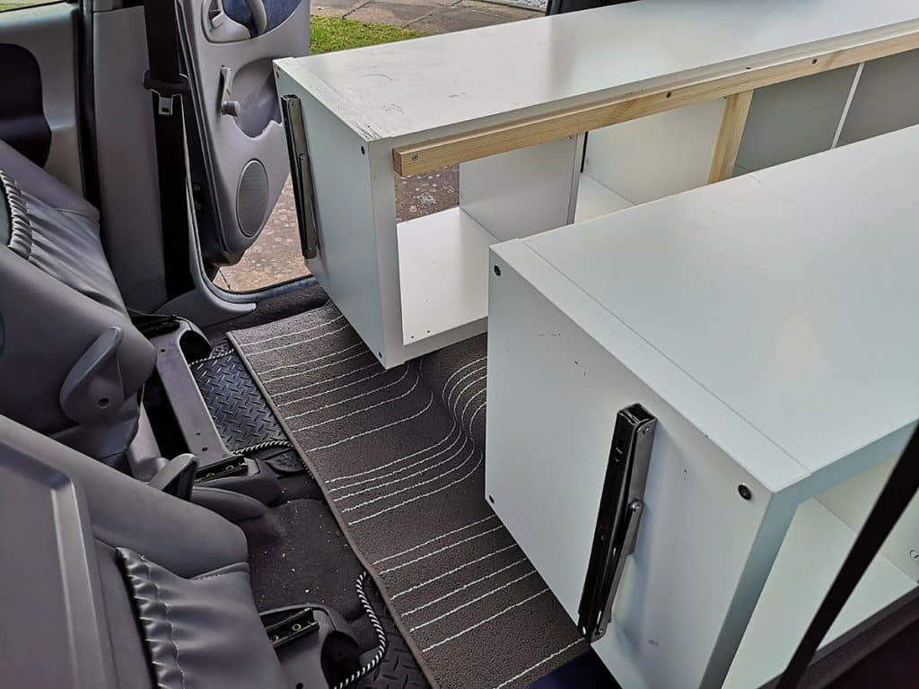 Campervan Car Conversion 3