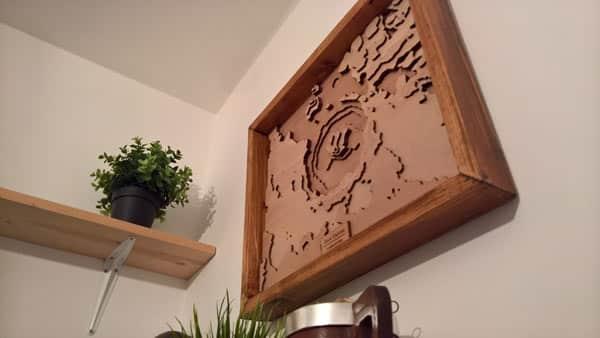 study interior art