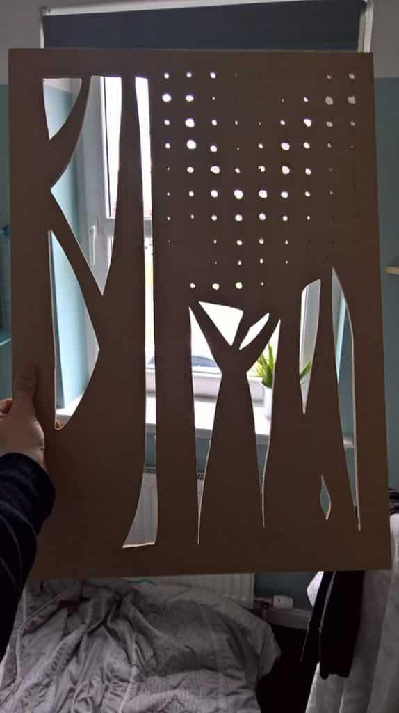 test panel for timber sliding screen doors