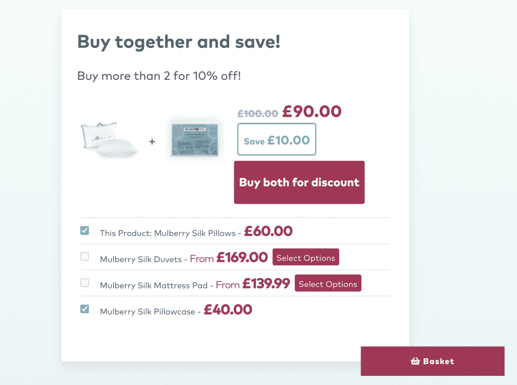 online shop sales incentives