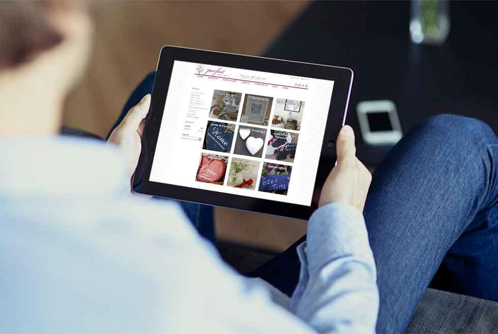 E-Commerce gift site