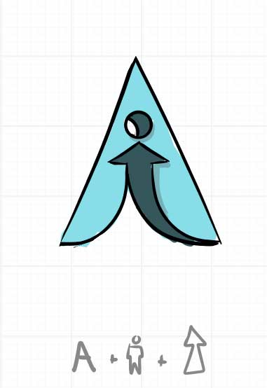 concept logo explanation