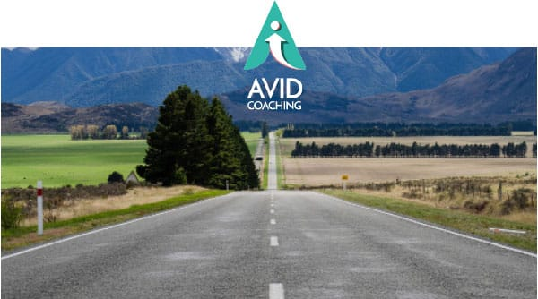 Brand imagery for Avid Coaching brand