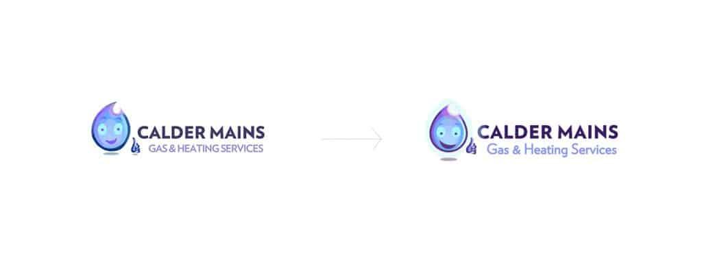 branding design for gas engineer