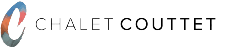 design of logo for chalet couttet