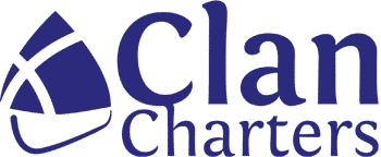 design of logo for clan charters