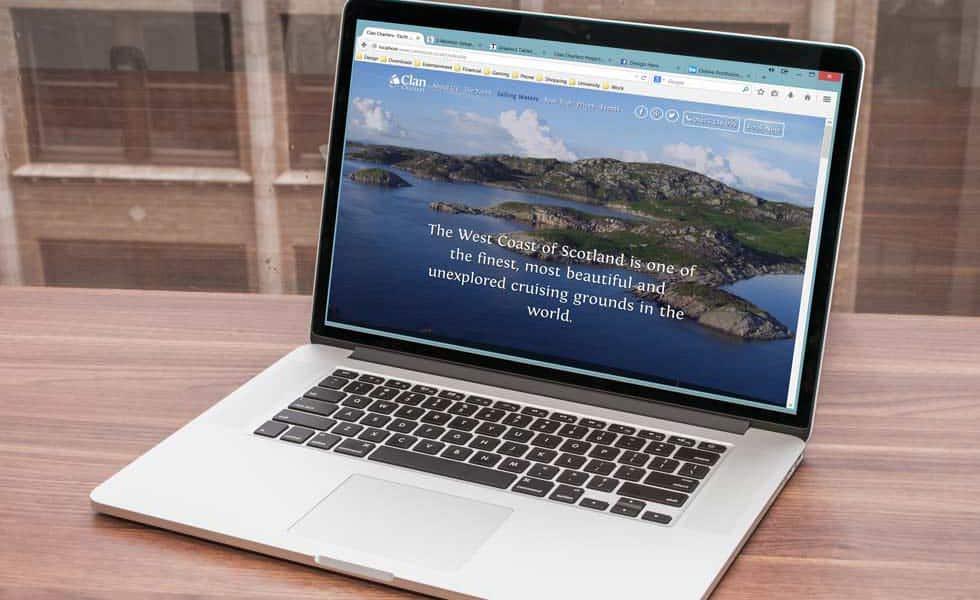 yacht charter tourism website