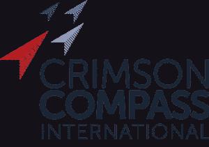 Design of logo for Crimson Compass