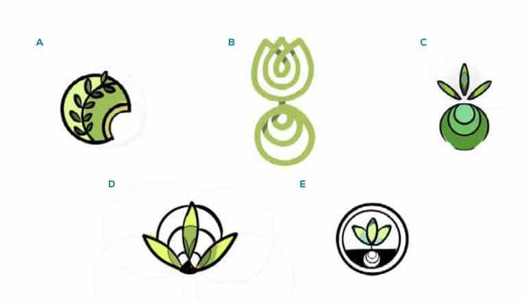Fresh Bistro branding logo concept