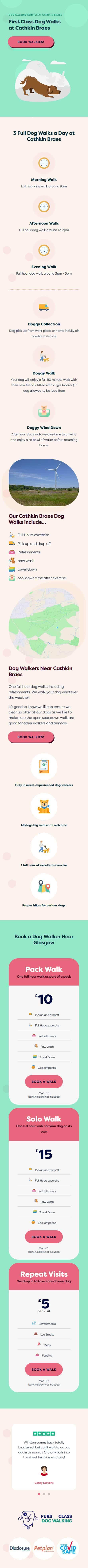 mobile booking website designers in Hamilton
