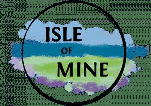 design of logo for Isle of Mine Jewellery