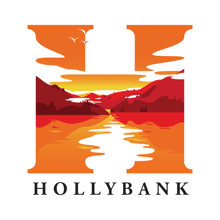 logo design for Hollybank House