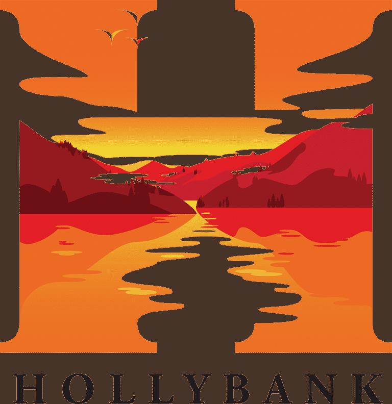 design of logo for Hollybank House