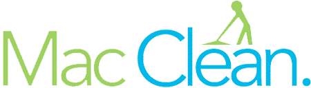 logo for MacClean Greenock