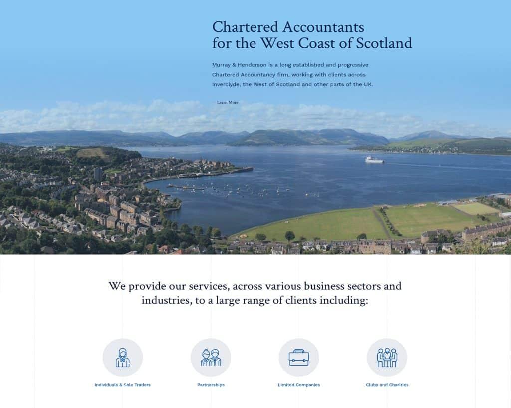 accountants websites