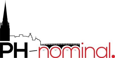 Logo design for PH Nominal