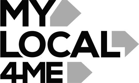 Logo design for MyLocal4Me