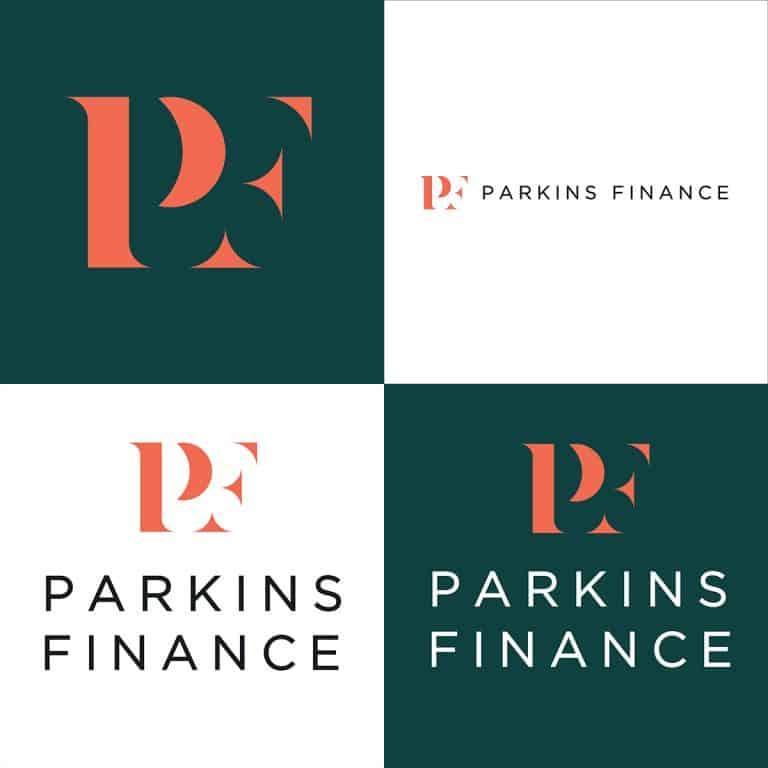 branding design for finance sector