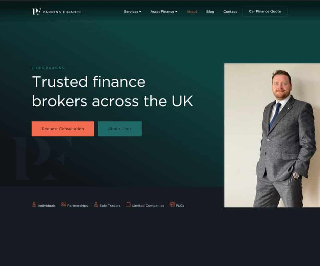 marketing agency for financial businesses