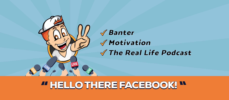design of Facebook cover image social assets