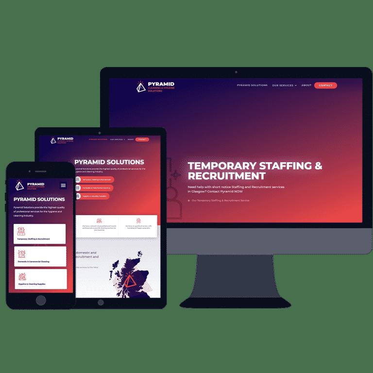 website designers in Glasgow