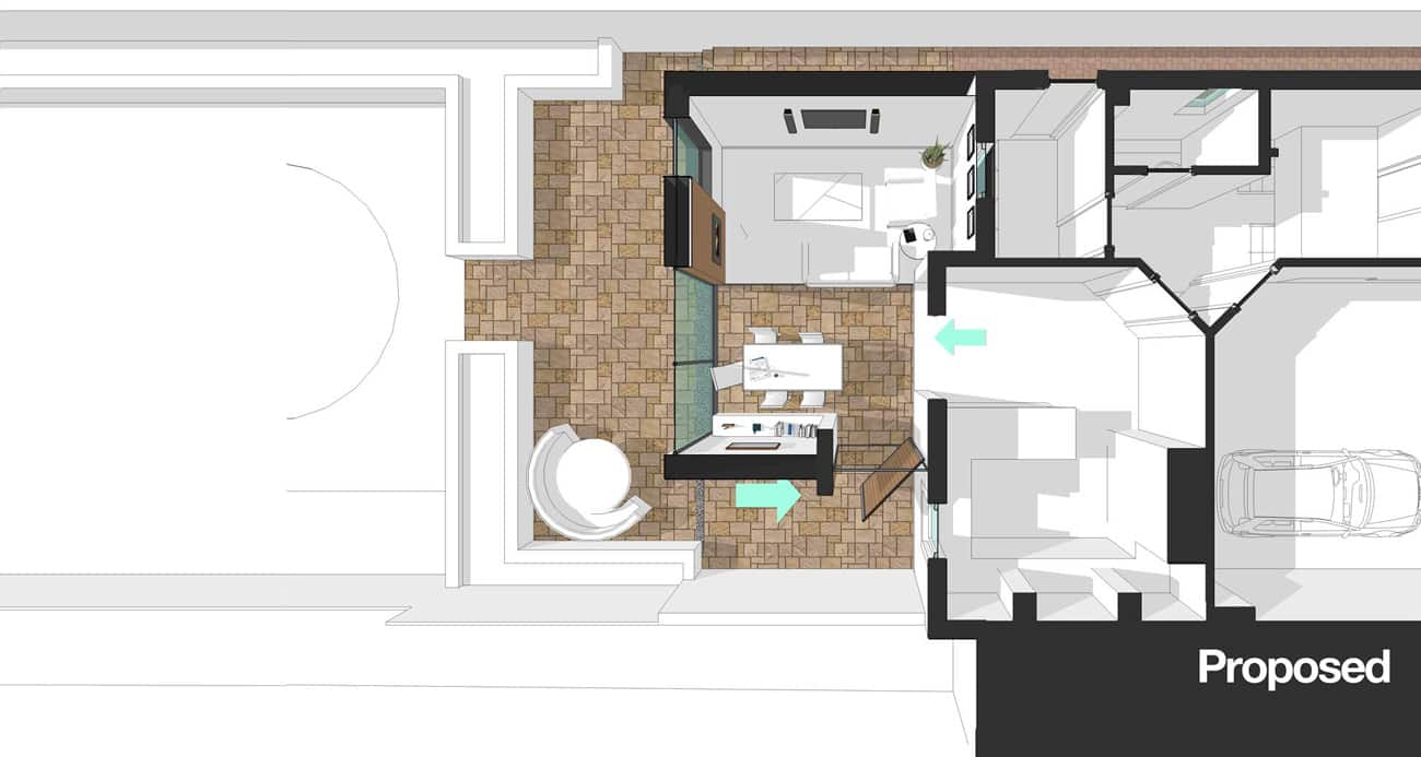 3d modelling and rendering for an architect