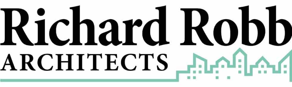 logo design for richard robb architects