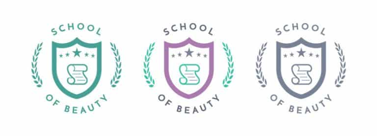 redesign of logo for beauty salon