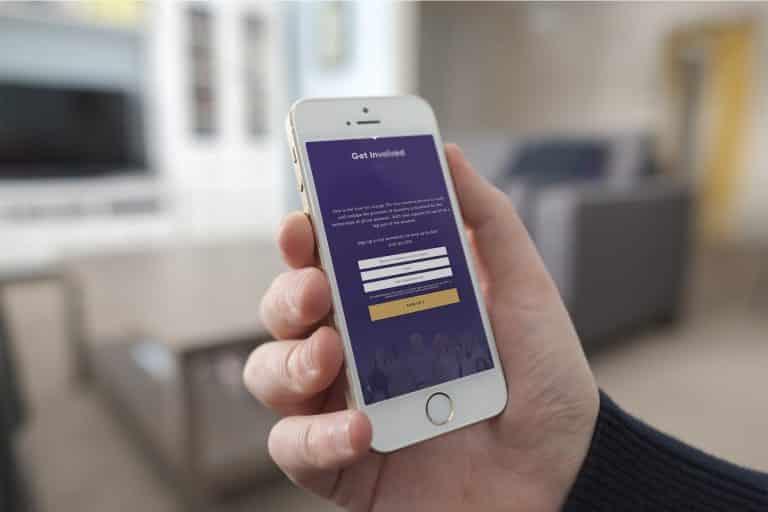 Mailchimp signup form integration