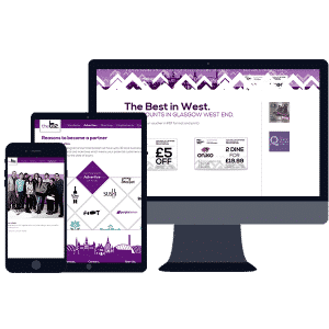 responsive website design for online shop businesses