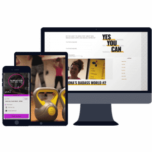 responsive website design for health and fitness businesses