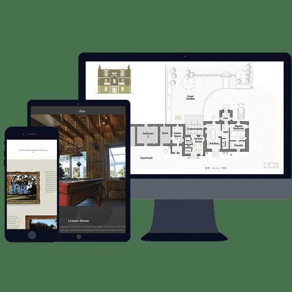 responsive website design for hospitality businesses