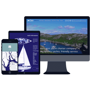 responsive website design for tourism businesses