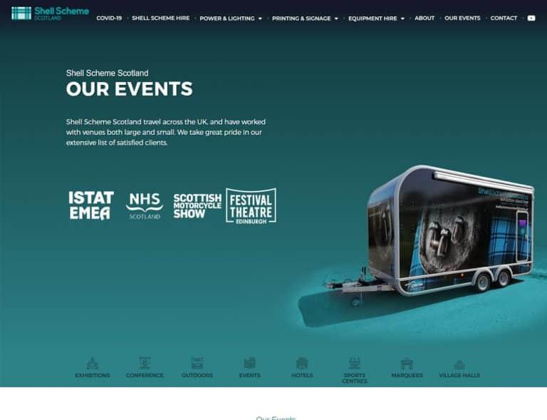 case studies examples on business website