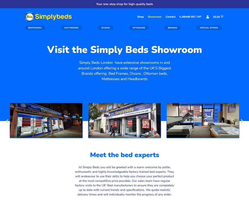 new E-Commerce website designers