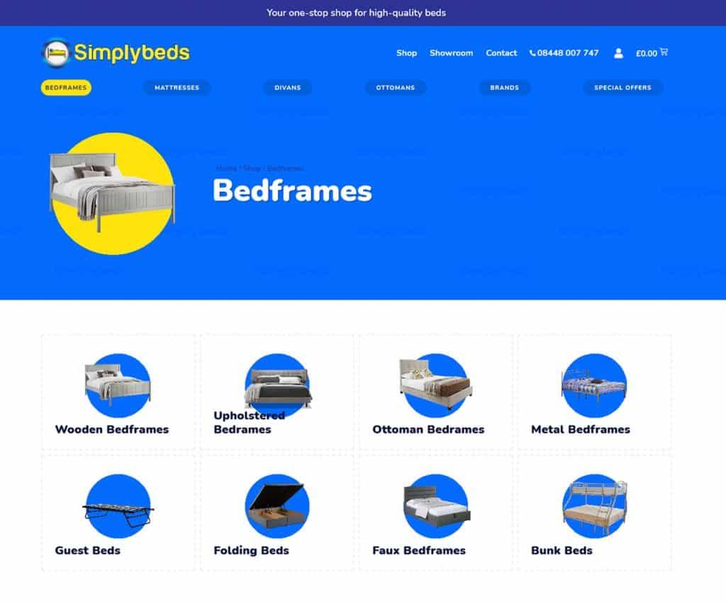 E-Commerce web designers in London