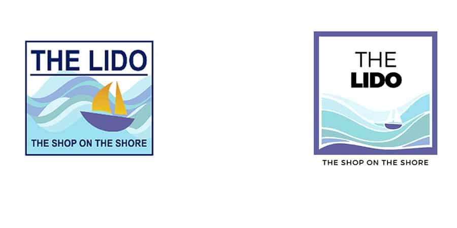 brand refresh with new logo design