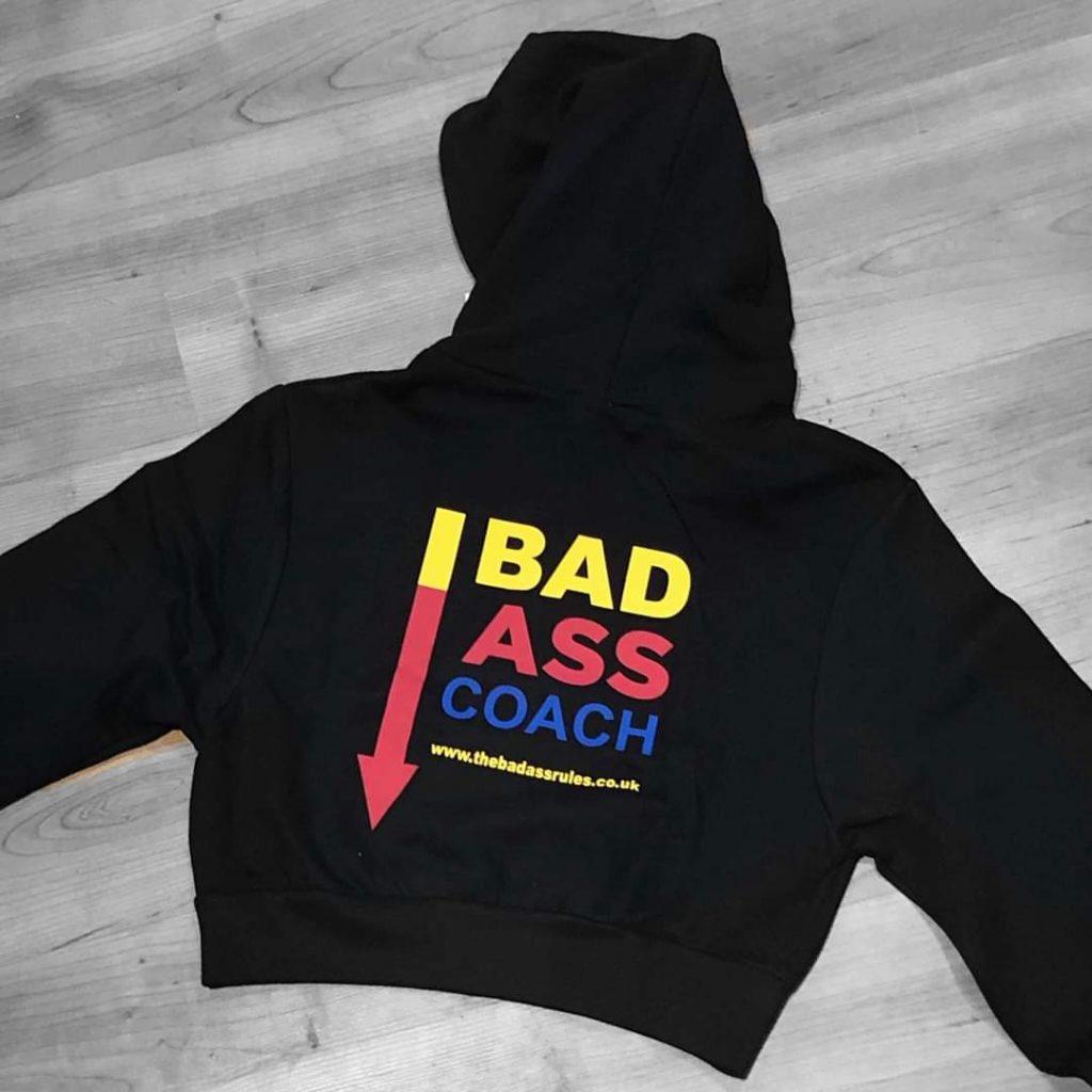 branded custom printed hoodie