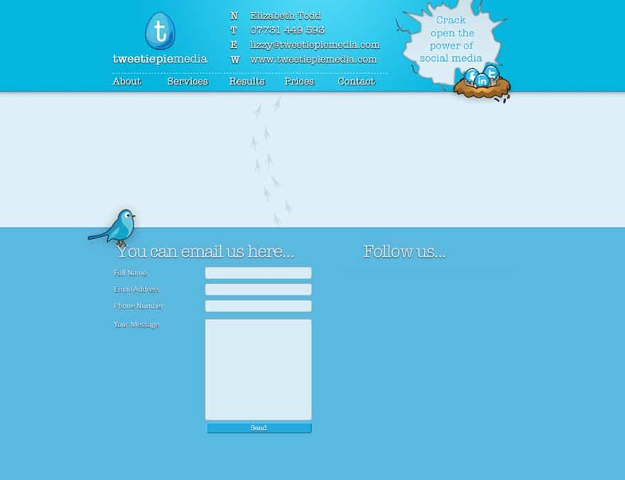 user conversion for budget basic website