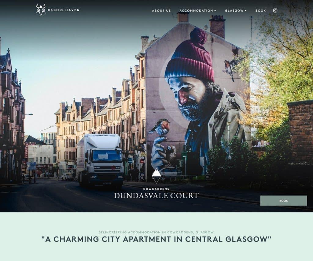 booking website developers in Glasgow