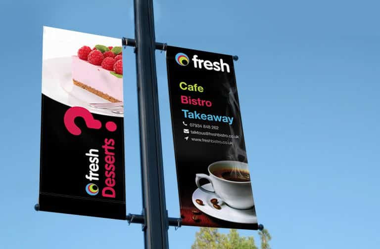 advertising and print services