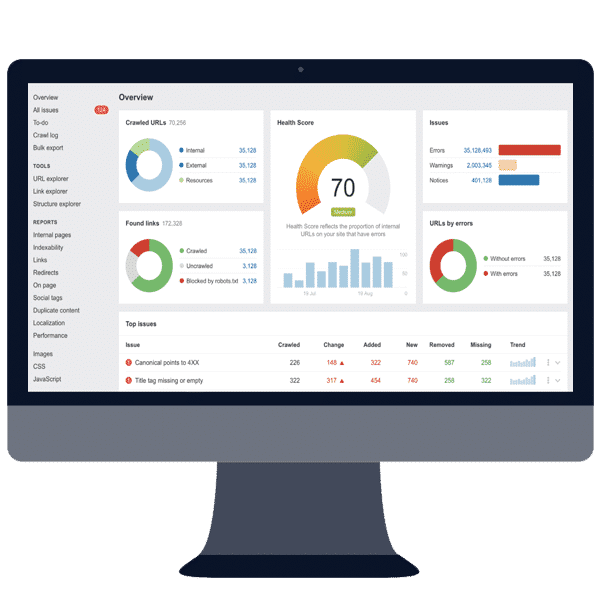 free seo audit for small business