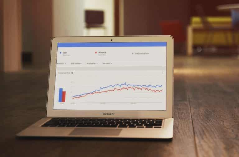 Google analytics installation and tracking
