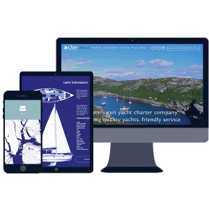 responsive website design for local business