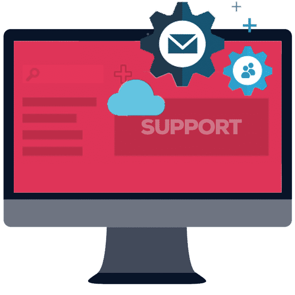 Design hero hosting and support for business clients