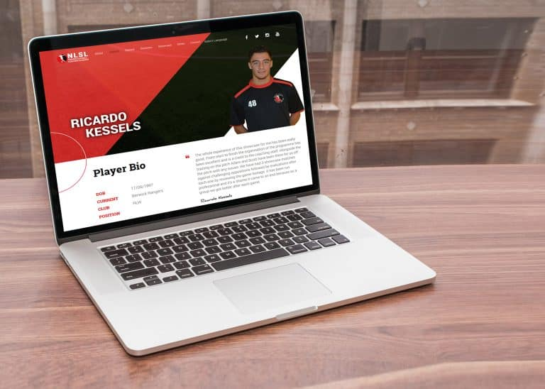 Design of membership website